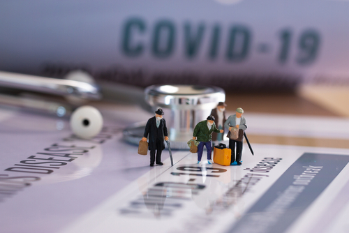 healthcare affects from covid